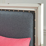 Signature Design by Ashley® Faelene Upholstered Panel Headboard