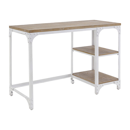 Southern Enterprises Faspin Desk Desk