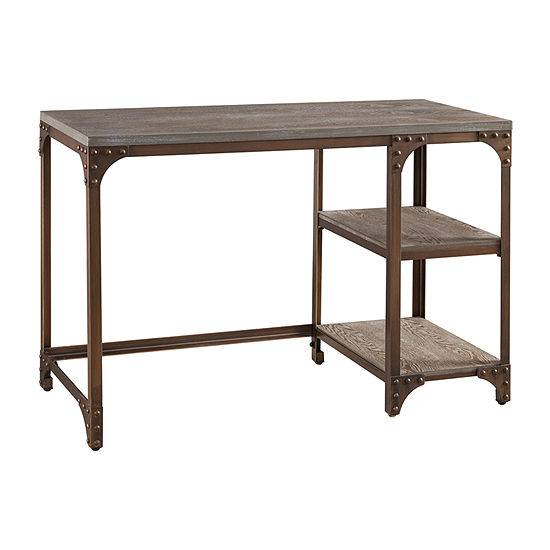 Southern Enterprises Faspin Desk Desk