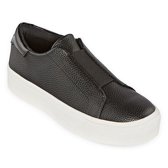 Nicole By Nicole Miller Madison Womens Slip-on Sneakers