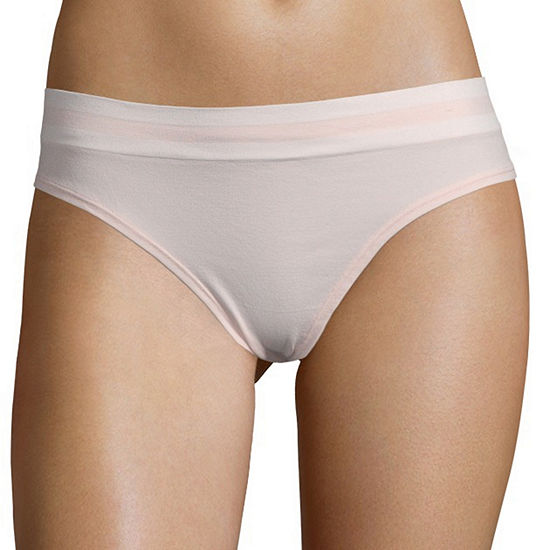 Every Girl By Ambrielle Knit Thong Panty Eg5004