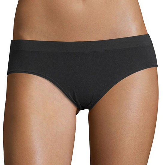 Flirtitude 5 Pair Knit Hipster Panty 3017r