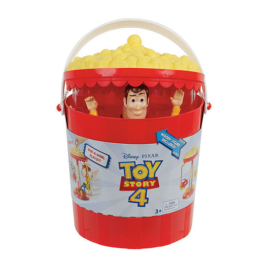 Mattel Disney Pixar Toy Story Pop-A-Whirl Playset