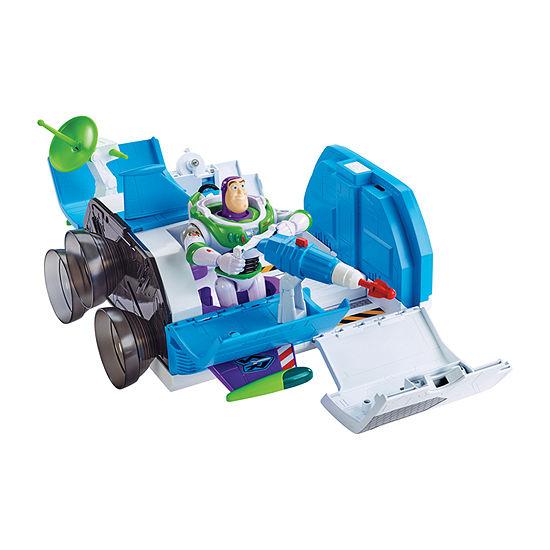 Disney Collection Disney Pixar Toy Story Star Command Spaceship Playset