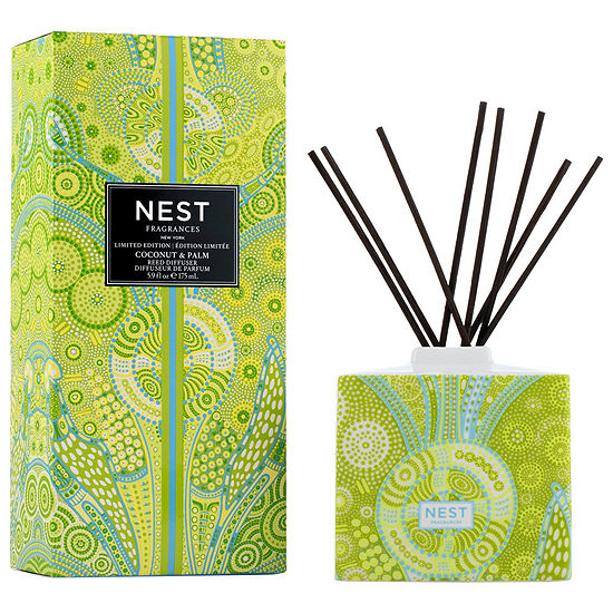 NEST  Coconut & Palm Reed Diffuser