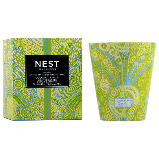 NEST  Coconut & Palm Scented Candle
