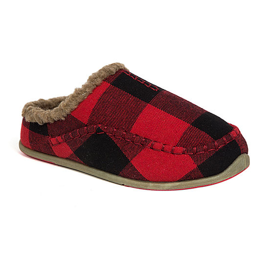 Deer Stags Little/Big Kid Boys Lil Nordic Slip-On Slippers