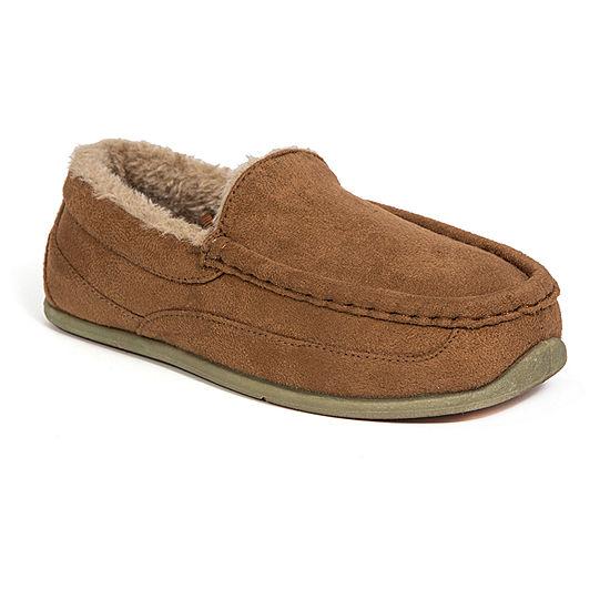 Deer Stags Little Kid/Big Kid Boys Lil Spun Slip-On Slippers