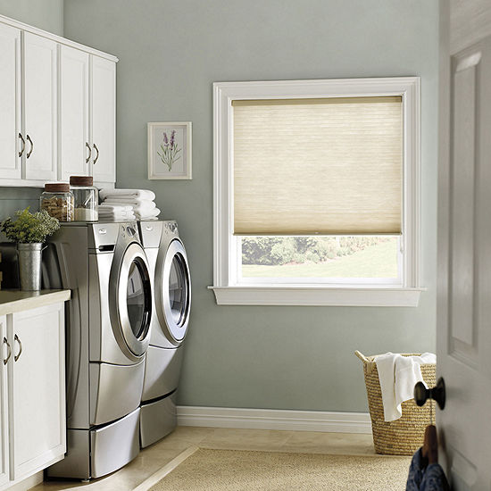 LEVOLOR Custom Cordless Light-Filtering Cellular Shade