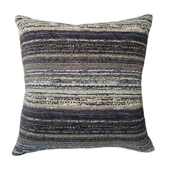 Home Fashions International Far Horizons Square Throw Pillow