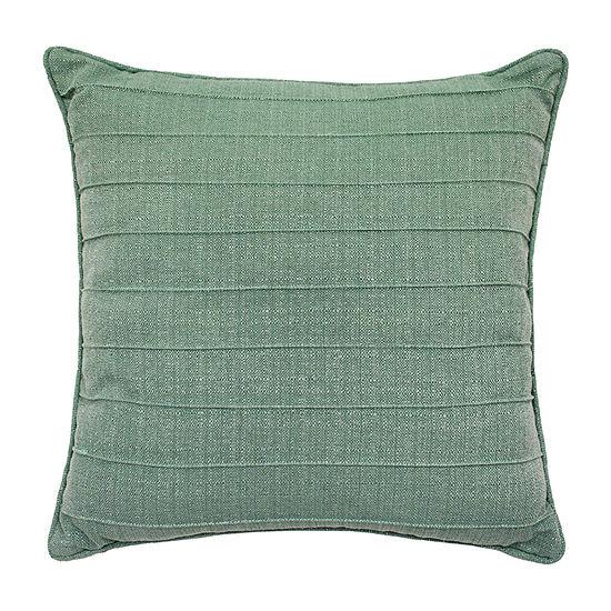 Home Fashions International Dynasty Pint Square Throw Pillow