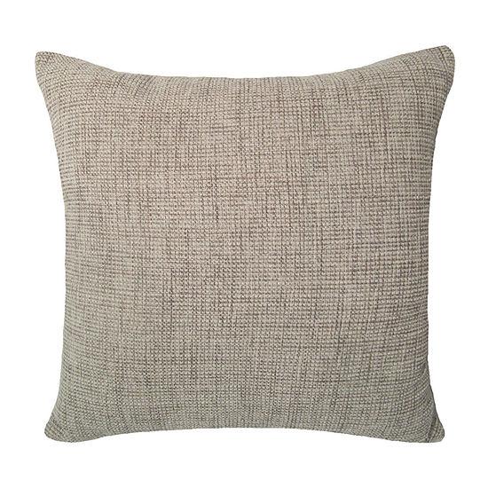 Home Fashions International Woodbury Square Throw Pillow