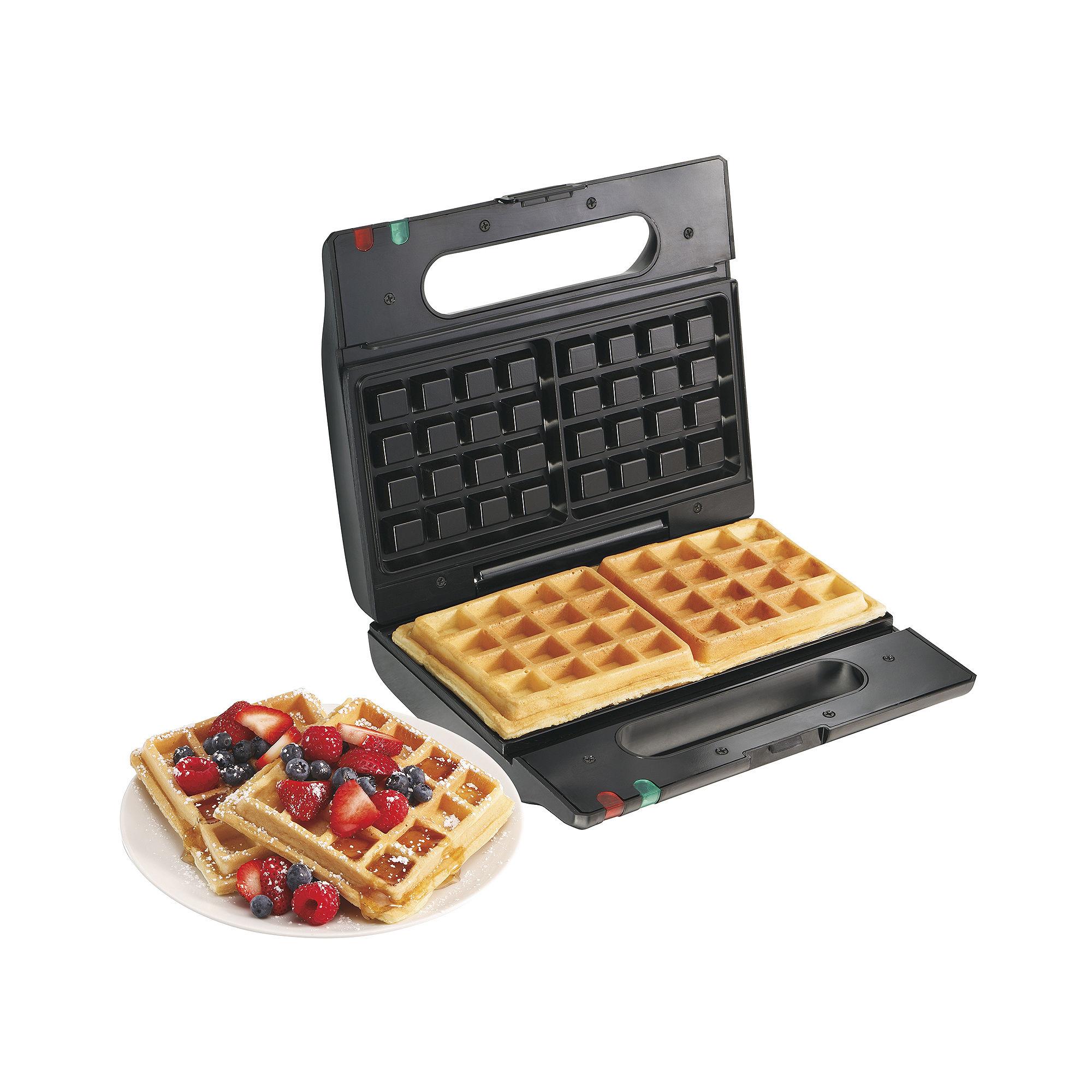 Proctor-Silex Belgian Flip Waffle Maker
