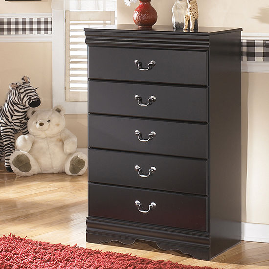 Signature Design By Ashley Guthrie 5 Drawer Chest Jcpenney