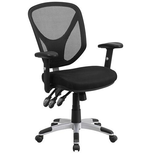 Tripple Control Mechanism Task Chair