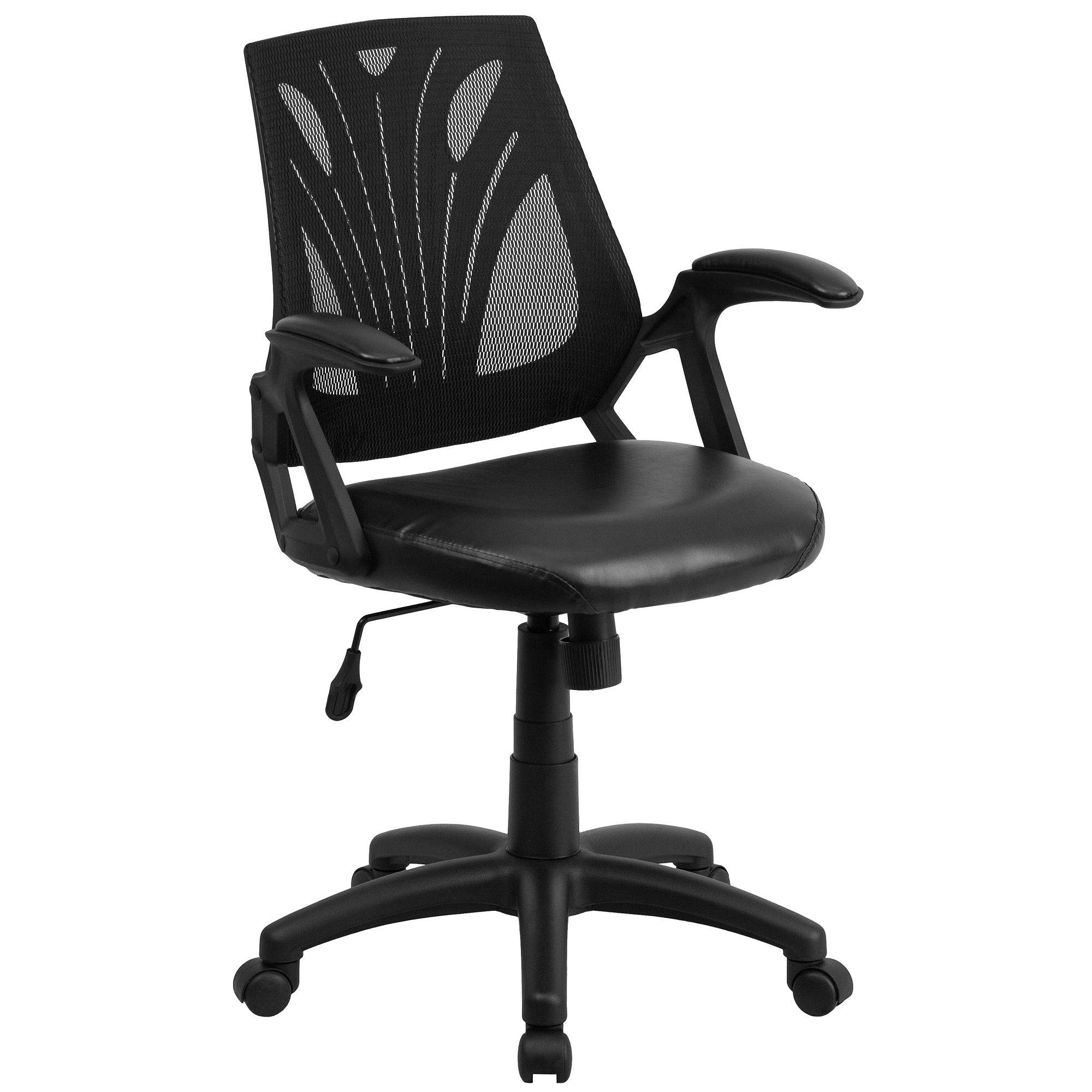 Black Mesh Task Chair