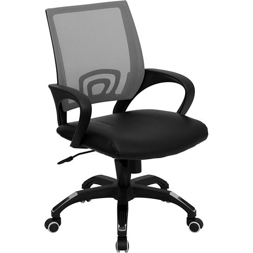 Ventilated Mesh Guest Chair