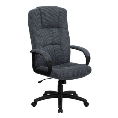 Upholstered High Back Office Chair