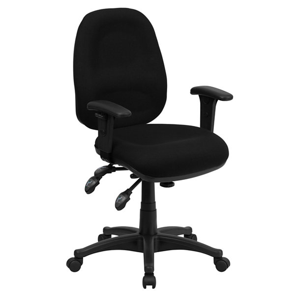 Mid-Back Tripple Control Office Chair