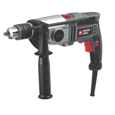 "Porter Cable 1/2"" VSR 2-Speed Hammer Drill"