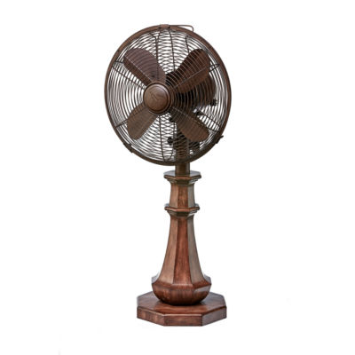 DecoBreeze™ Coronado Table Fan