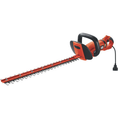 """Black & Decker 24"""" Hedge Trimmer with Rotating Handle"""