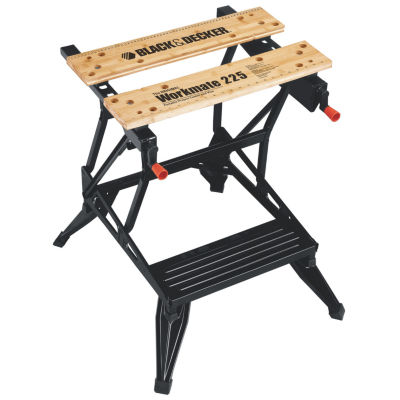 Black & Decker Workmate 225 Portable Project Center and Vise