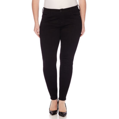 a.n.a® jeggings - plus - jcpenney