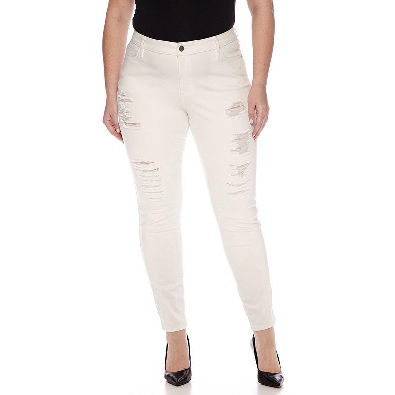 a.n.a Jeggings - Plus plus size,  plus size fashion plus size appare