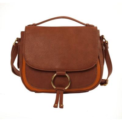 Imoshion Saddle With Handle Crossbody Bag