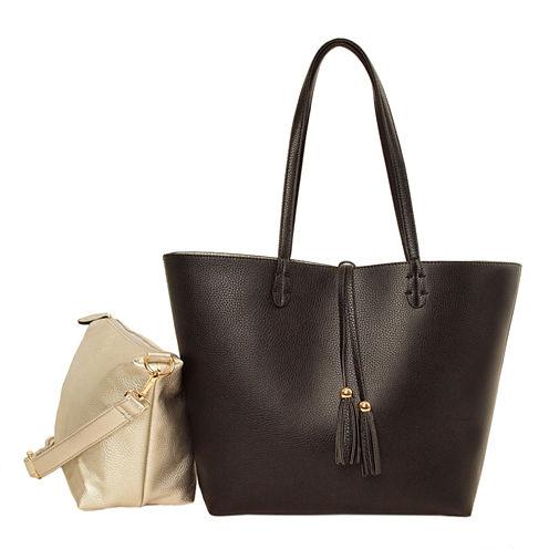 Imoshion Reversibile Bag-In-A-Bag Tote Bag
