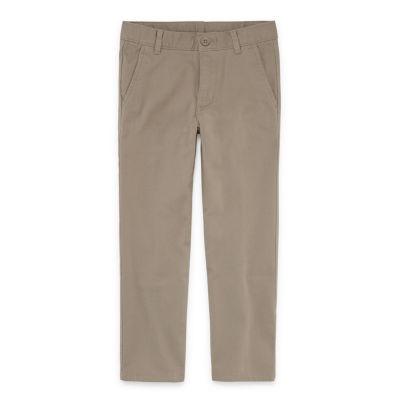IZOD® 4-7 Flat Front Pant Regular and Slim