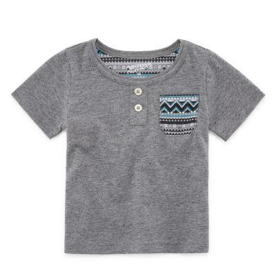 Arizona Short Sleeve T-Shirt-Baby Boys