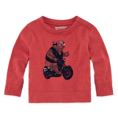Arizona Long Sleeve Sweatshirt - Baby Boys