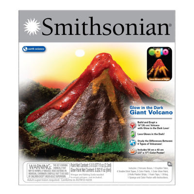 Nsi Smithsonian Giant Volcano Science Kit