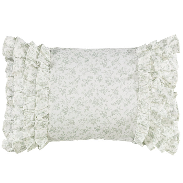 Laura Ashley Harper 14X20 Throw Pillow