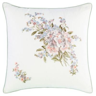 Laura Ashley Harper 18X18 Throw Pillow