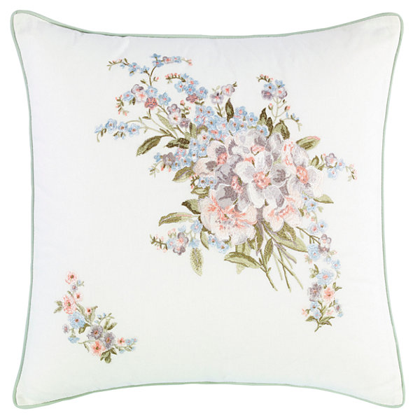 Laura Ashley Harper 18X18 Throw Pillow