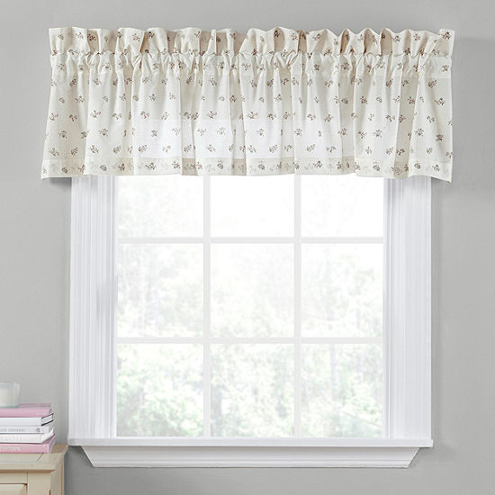 Laura Ashley Harper Tailored Valance