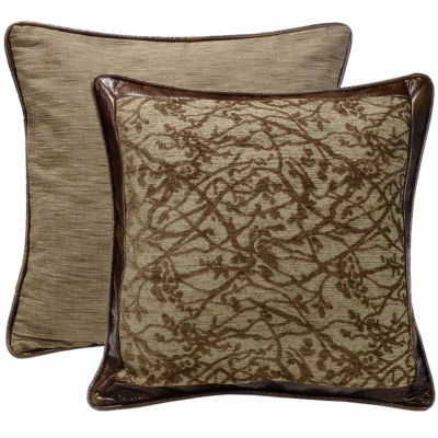 Hiend Accents 27x27 Highland Lodge Euro Sham