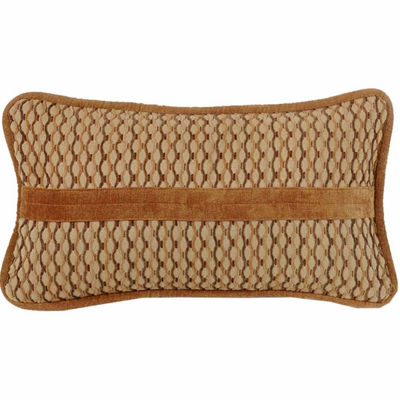 Hiend Accents 9x16 Small Oblong Bed Rest Pillow
