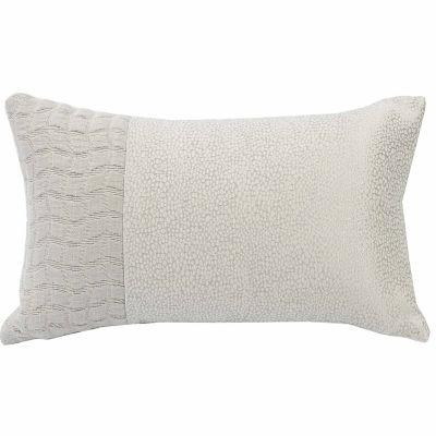 Hiend Accents 10x17 Decorative Bed Rest Pillow