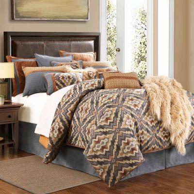 Hiend Accents Lexington Super 4-pc. Comforter Set