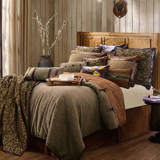 Hiend Accents Highland Lodge Comforter Set