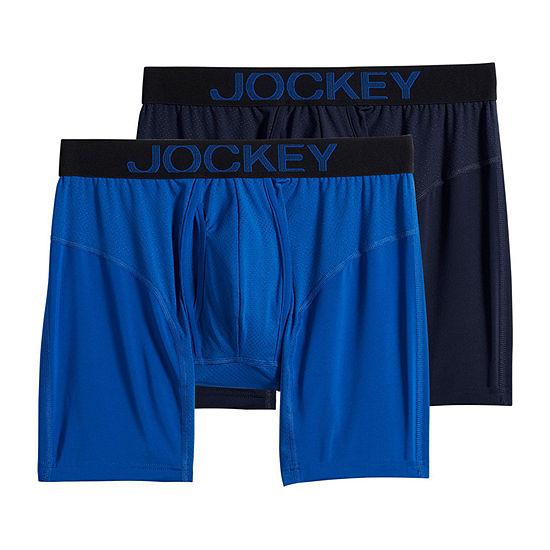 Jockey® 2 Pair RapidCool™ Boxer Brief - Men's
