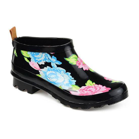 Journee Collection Womens Rainer Rain Boots