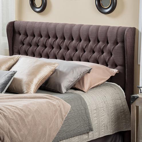 Jolene Full/Queen Upholstered Tufted Headboard