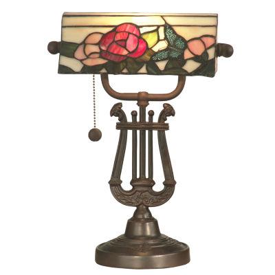 Dale Tiffany™ Broadview Bankers Lamp