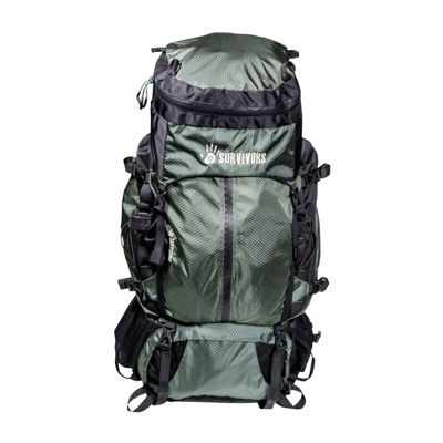 12 Survivors Windom 65-Liter Backpack