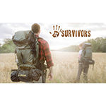 12 Survivors Windom 65-Liter Backpack